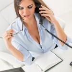 sexy-secretary-on-the-phone